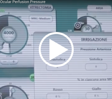 New Control System of Ocular Perfusion Pressure
