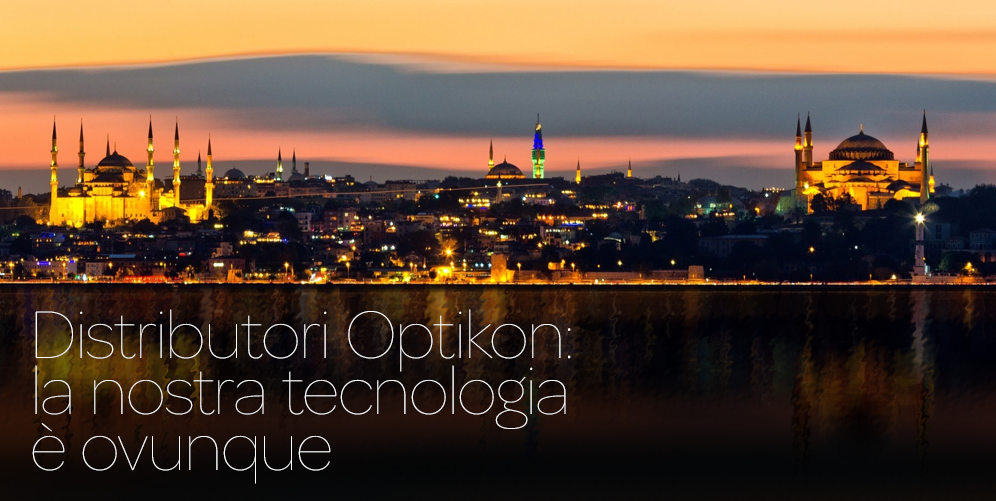 Optikon Distributors